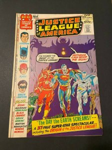 Justice League of America 97 VF (DC Mar. 1972)