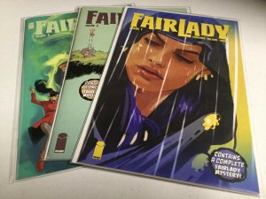 Fair Lady 1 2 3 Nm Near Mint Image Comics