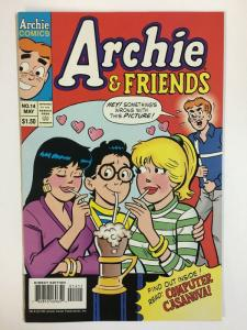 ARCHIE & FRIENDS (1992)14 VF-NM  May 1995 COMICS BOOK