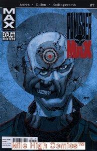 PUNISHERMAX (PUNISHER MAX) (2009 Series) #7 Very Fine Comics Book