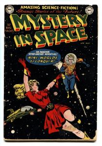 Mystery In Space #1 1951-DC-Frank Frazetta art-First issue-comic book