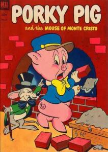Porky Pig (1942 series) #25, Good (Stock photo)
