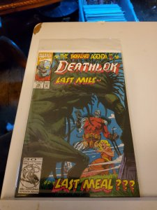 Deathlok #15 (1992)