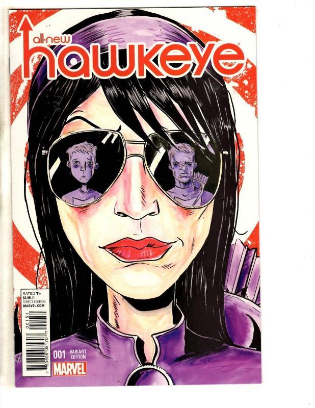Hawkeye #9 Marvel NM Comics Book