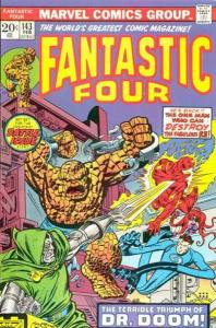 Fantastic Four (1961 series) #143, VF+ (Stock photo)