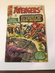 Avengers 13 4.0 Very Good VG