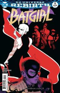Batgirl (5th Series) #5 VF/NM; DC   save on shipping - details inside