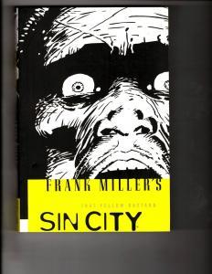 Sin City Yellow Bastard V 4 Frank Miller Dark Horse Comics Graphic Novel J304