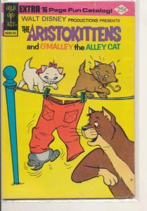 Walt Disney The Aristokittens #6 Very Good/ Fine (5.0) 1975 (906J)