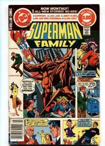 SUPERMAN FAMILY #208-Final Pre-Crisis Earth 2 Mister Mxyzptlk 1981