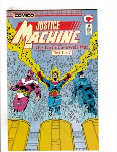 Justice Machine #19  SR24