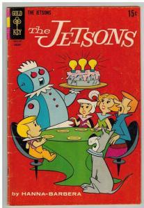 JETSONS (1963 GOLD KEY) 29 G January 1969