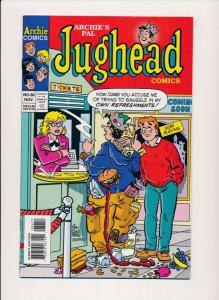 Archie Comics Archie's Pal JUGHEAD #86 ~ VF 1996 (PF330)