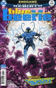 Blue Beetle (6th Series) #13 VF; DC | save on shipping - details inside