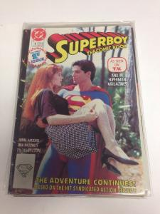 Superboy The Comic Book 1-22 Complete Near Mint Lot Set Run