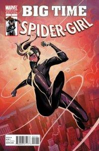 SPIDER-GIRL #1 (2010) DEL MUNDO RARE VARIANT MARVEL NM.