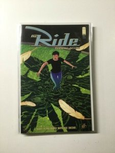 Then Ride Burning Desire 2 Near Mint Image Comics HPA