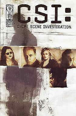 CSI: Crime Scene Investigation #2A VF/NM; IDW | save on shipping - details insid