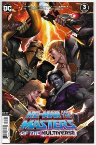 He Man And The Masters Of The Multiverse #3 (DC, 2020) NM