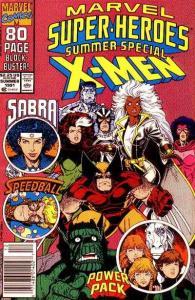 Marvel Super-Heroes (1990 series) #6, NM (Stock photo)