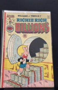 Richie Rich Billions #10 (1976)