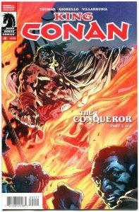 KING CONAN #2, NM, Tim Truman, Giorello, The Conqueror, 2014,more Conan in store