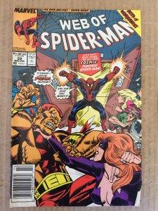 Web of Spider-Man #59 (1989)