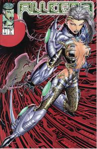 Allegra #1 VF/NM; Image   save on shipping - details inside