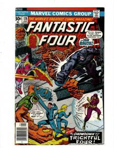 Lot of 8 Fantastic Four Marvel Comic Books #178 179 180 181 182 183 184 185 GK18