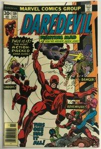 DAREDEVIL#139 VF+ 1976 MARVEL BRONZE AGE COMICS