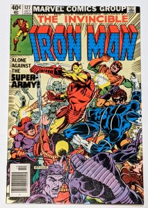 Iron Man #127 (Oct 1979, Marvel) FN+ 6.5 Beetle and Porcupine appearance