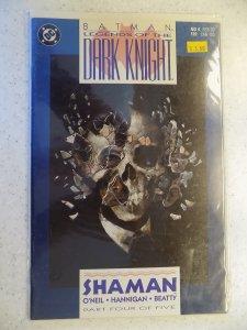 BATMAN LEGENDS OF THE DARK KNIGHT # 4