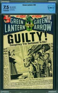 Green Lantern #80 (DC, 1970) CBCS 7.5