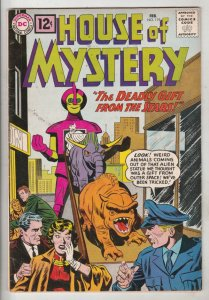 House of Mystery #119 (Feb-62) VF+ High-Grade