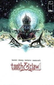 Tooth & Claw (2014 series) #1, NM + (Stock photo)