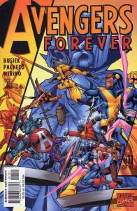 Avengers Forever #11 VF/NM; Marvel   save on shipping - details inside