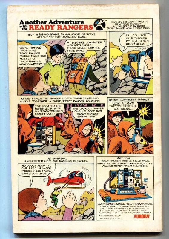Superman #272 comic book-DC-Giant Edition-all magic issue-Green Lantern