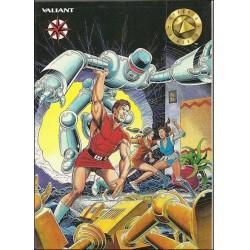 1993 Valiant Era MAGNUS ROBOT FIGHTER #18 - Card #19