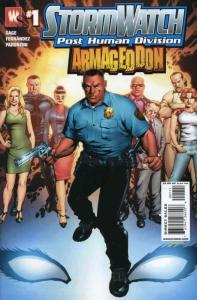 StormWatch: PHD: Armageddon #1 VF/NM; WildStorm | save on shipping - details ins