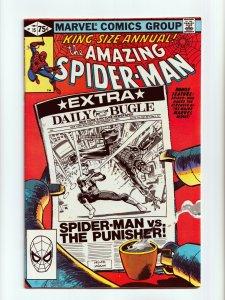 Amazing Spider-Man Annual #15 Frank Miller Punisher Marvel Comics 1981 VF/NM