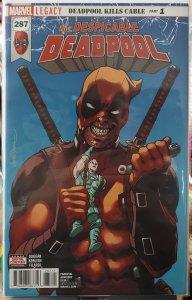 Despicable Deadpool #287 NM