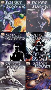 SILVER SURFER (2003) 1-6  Communion