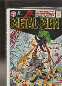 Metal Men #4