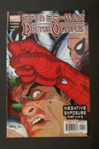 Spider-Man Doctor Octopus Negative Exposure #4 Mar 2004