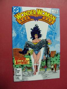 WONDER WOMAN #3 HIGH GRADE BOOK (9.0 to 9.4) OR BETTER 1ST Print 1987