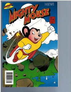 Mighty Mouse #1 (1987)