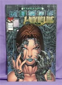 David Wohl DARKMINDS WITCHBLADE One Shot Pat Lee Silvestri Cover (Image, 2000)!