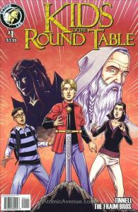Kids Of The Round Table #1 VF/NM; Action Lab | save on shipping - details inside