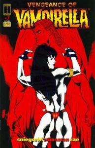 Vengeance of Vampirella (1994 series) #7, NM- (Stock photo)