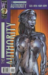 Authority, The #9 VF/NM; WildStorm | save on shipping - details inside